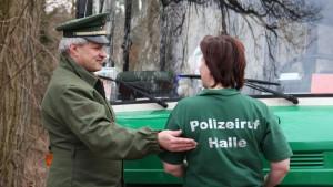 Polizeiruf Halle Teil 2 @ Tourist-Info | Halle (Saale) | Sachsen-Anhalt | Deutschland