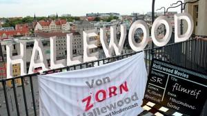 """Vom """"Zorn""""-Thriller bis Hallewood"""